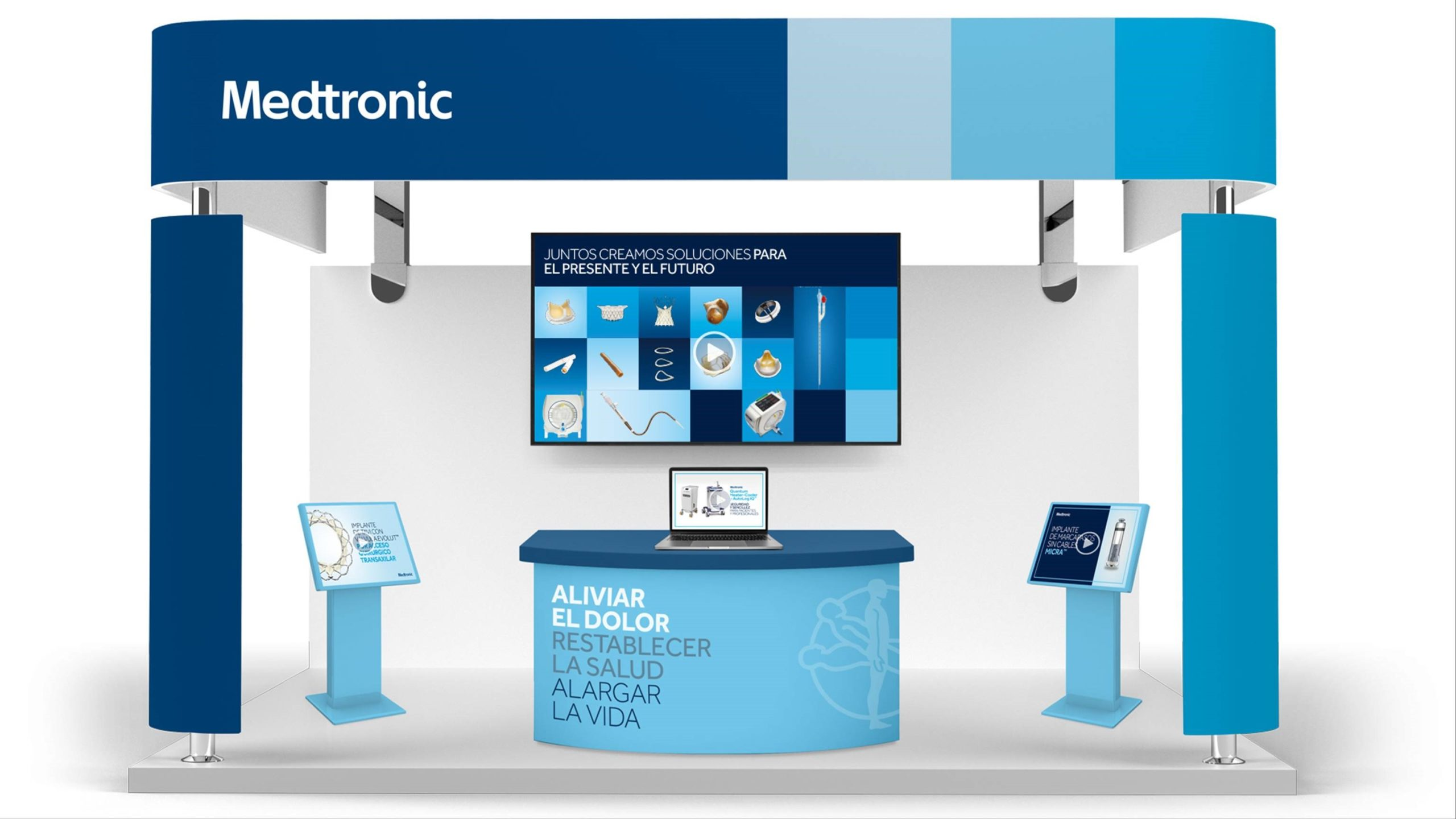 STAND MEDTRONIC