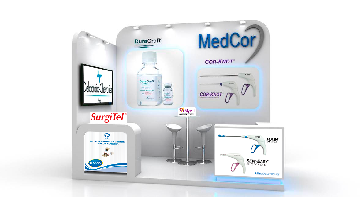 STAND MEDCOR